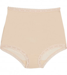 Nylon Tricot Full Brief